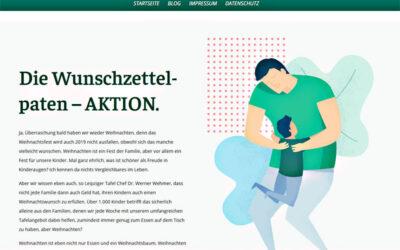 Projekt – Wunschzettelpaten