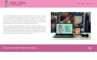 Digi Kids – Digitalisierung