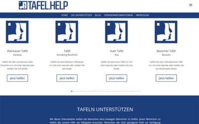 Projekt – tafel.help